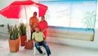 Nuestros pasajeros en la Zona Caribe de Aeropuertos de Oriente S.A.S., mientras esperaban a abordar el vuelo Bucaramanga - Cartagena
