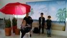 Inauguramos la ruta Bucaramanga - Cartagena operada por VivaColombia. Nuestros pasajeros disfrutaron en la Zona Caribe de Aeropuertos de Oriente S.A.S. Endulzamos a nuestros pasajeros con dulces típicos de Cartagena en el inicio de su vuelo.