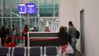 Modulo en sala de espera aeropuerto Santa Marta