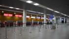 Zona Check IN Aeropuerto Santa Marta